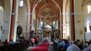 Srečanje v moji domovini - Cerkev - Kočevje 2018